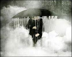 چرا روزهای ابری غمگینیم