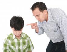 تربیت فرزند,کنترل و تربیت فرزند, تحقیر کودکان