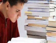 فصل امتحانات,فشار و استرس ,استرس امتحانات