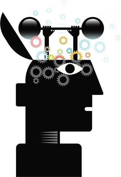 کاهش استرس,راه های ساکت کردن مغز,افزایش تمرکز
