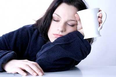 خستگی از تصمیم,,خستگی جسمانی, کار خسته کننده