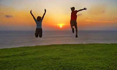 یک زندگی شاد, شادزیستن,لذت از زندگی