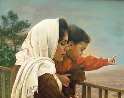 واژه مقدس مادر