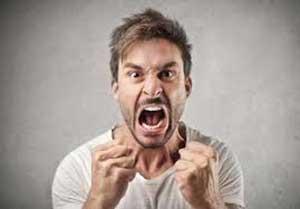 خشونت و عصبانیت,کنترل خشونت,انسان عصبانی