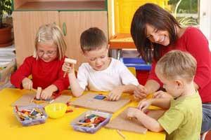 معایب مهدکودک رفتن کودکان