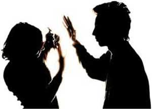 قربانيان خشونت خانگی,رفتار خشن
