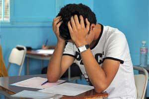 درست درس خواندن ,قبل از امتحان