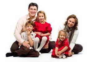 راز یک خانواده خوشبخت