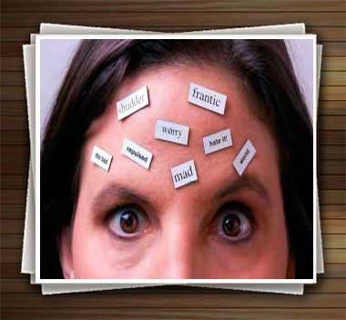 دور کردن ذهن از افکار منفی