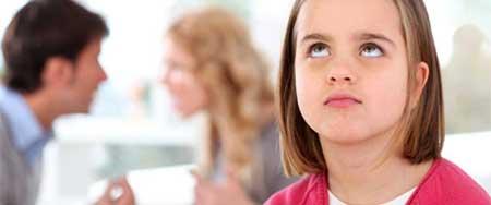 بزرگ شدن کودکان در ازدواجهای بیعشق