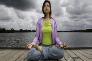 درمان اضطراب با مدیتیشن
