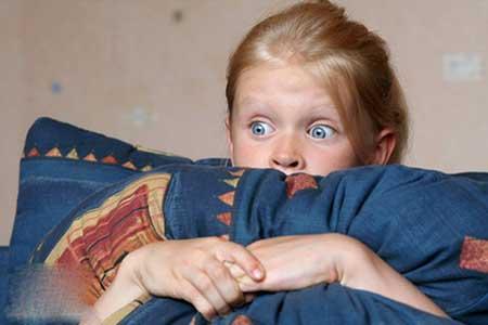 راه حل هایی برای ترس شبانه کودکان