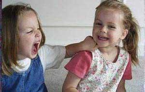 رفتارهای پرخاشگرانه در کودکان