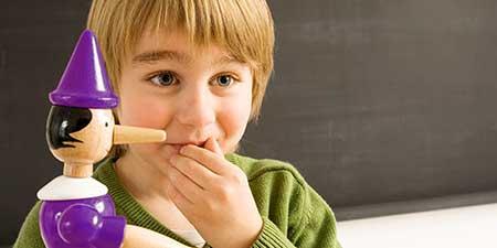 علل دروغگویی در کودکان و راهکارهای مقابله با آن