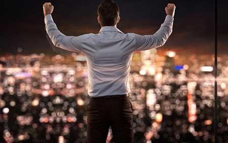 موفقیتتان را جشن بگیرید