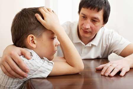 آموزش عذرخواهی به کودک