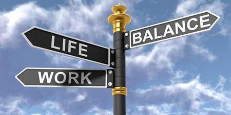 تعادل میان کار و زندگی