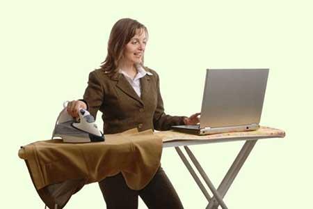 ايجاد تعادل بين کار و زندگي شخصي