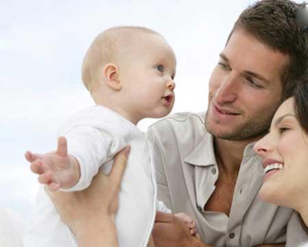 زندگی والدین بعد از به دنیا آمدن کودک