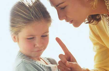رعایت ادب در کودکان