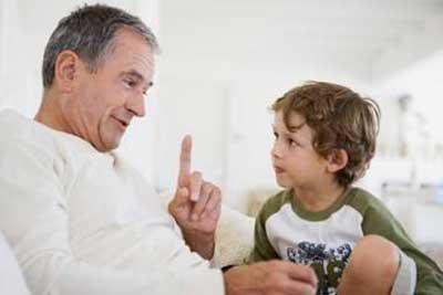 کنترل خشم در کودک