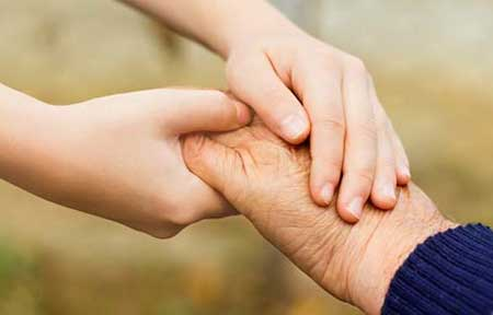 محبت و مهربانی