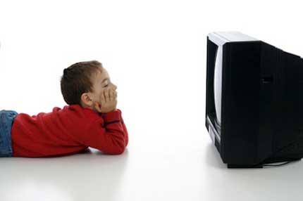 تماشای بیش از حد تلویزیون