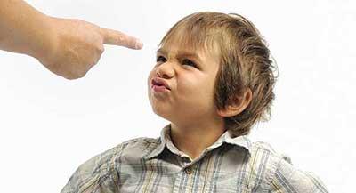 برخورد با کودک پرخاشگر