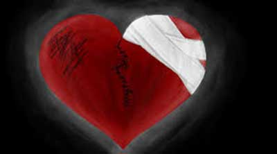 چگونه شکست عشقی را فراموش کنیم