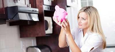 بهبود وضع مالی