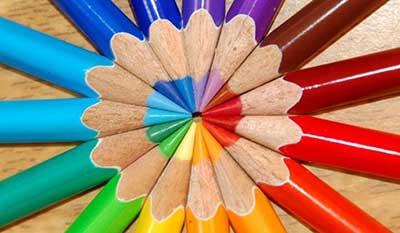 شخصیت شناسی از روی رنگ ها