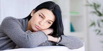 افسردگی زنان در چهل سالگی