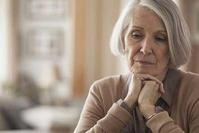 ر مورد افسردگی زنان خانه دار