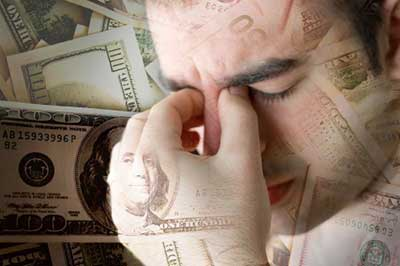 راههایی برای رهایی از مشکلات مالی در زندگی