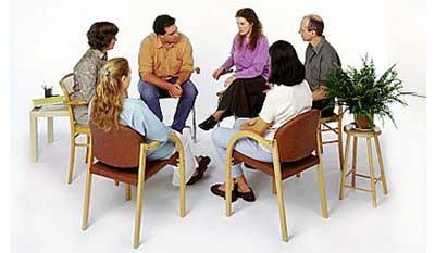 گروه درمانی چیست