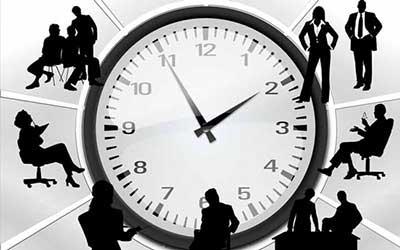 مدیریت زمان در زندگی