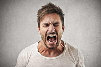 راههای کنترل خشم