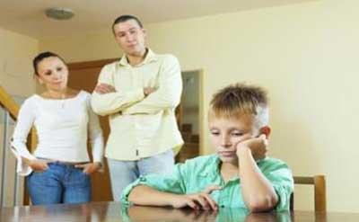 برخورد با بددهنی فرزندان