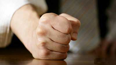 مقابله با خشم