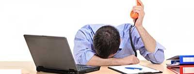کاهش فشار و استرس محیط کار