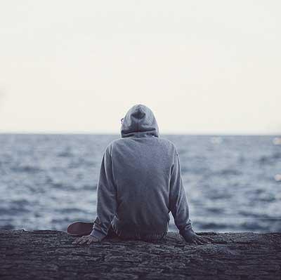 حس تنهایی