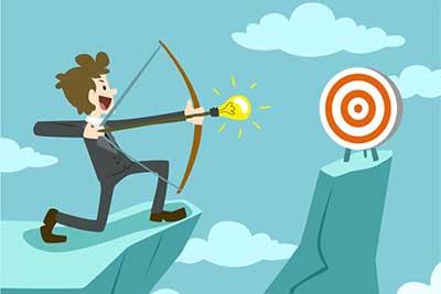 راه هاي رسيدن به هدف