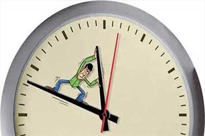 برای زندگی بهتر|چگونه دقیقه نودی نباشیم؟!!