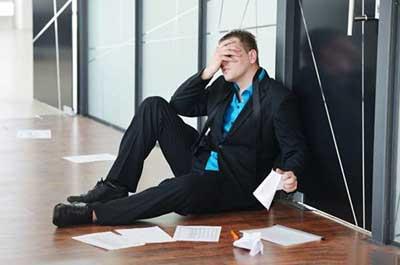 مشاوره خانواده|کسب و کارم شکست خورد، حالا چه کار کنم؟