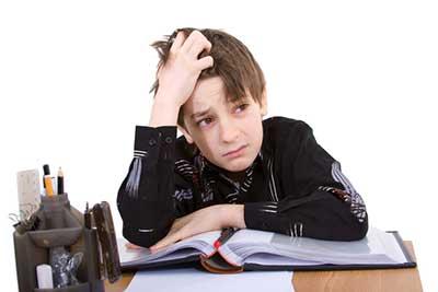 کاهش استرس امتحان