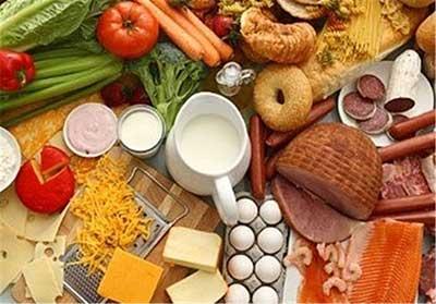 غذاهای ضد استرس