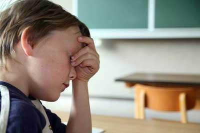 راه های تشخیص افسردگی در کودکان