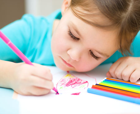 روانشناسي نقاشي کودک