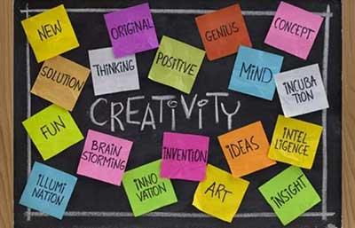 شکوفایی خلاقیت