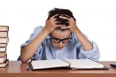 اضطراب در امتحان